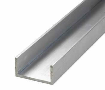 ASTM A529-50 galvanized steel channel with parallel flanges