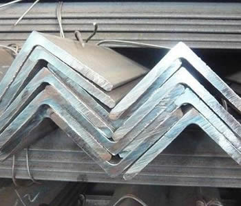 st37 2 angle steel low carbon steel for general uses